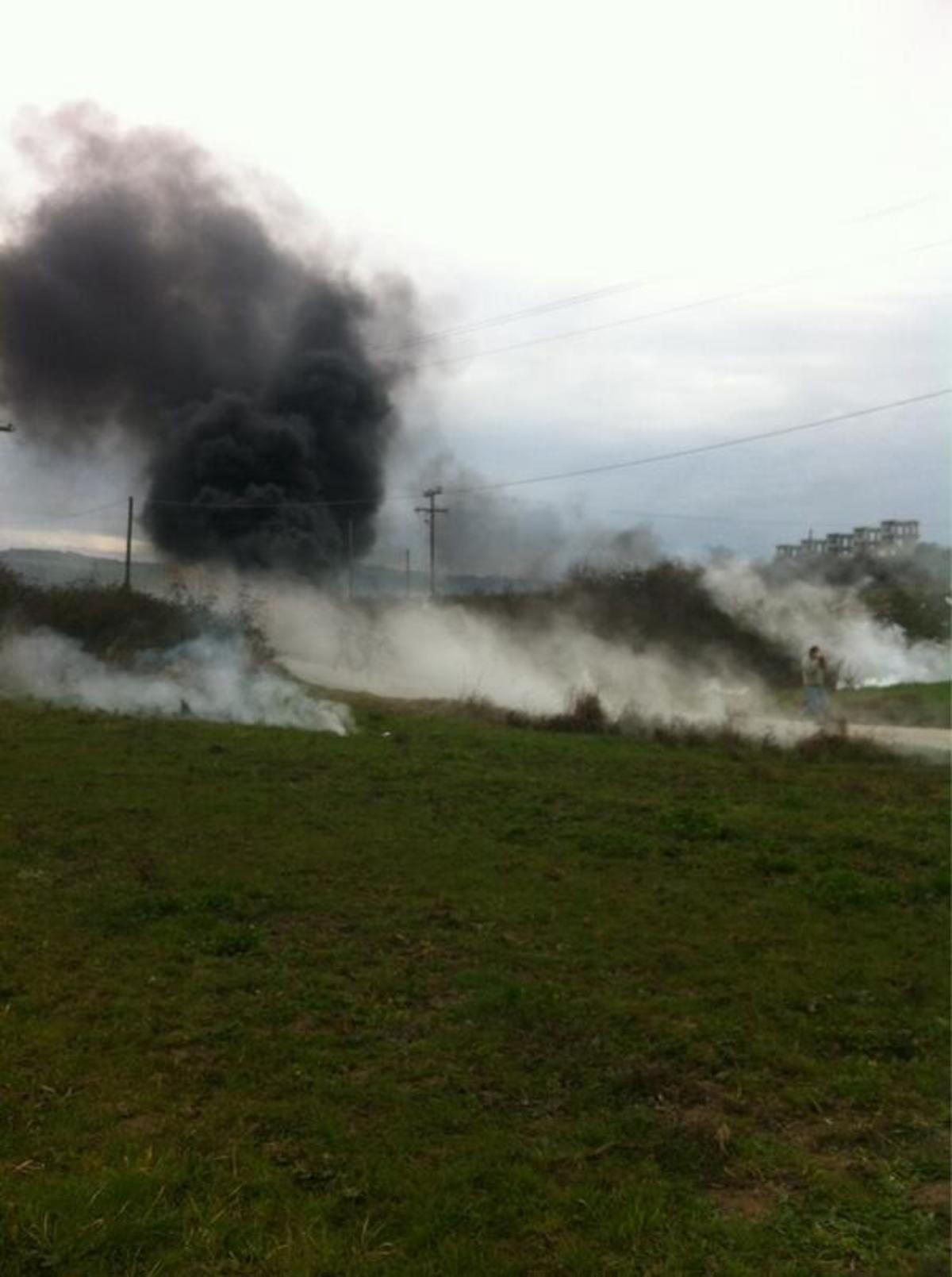Πόλεμος» στις Σκουριές Χαλκιδικής – Δακρυγόνα σε σχολείο και πετροπόλεμος γύρω από αστυνομικό τμήμα – Προσαγωγές και συλλήψεις | Newsit.gr