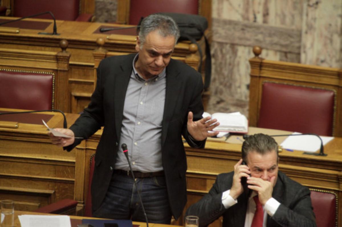 Σκουρλέτης: Διακομματική λύση για τις συμβάσεις των δημοσίων υπαλλήλων | Newsit.gr