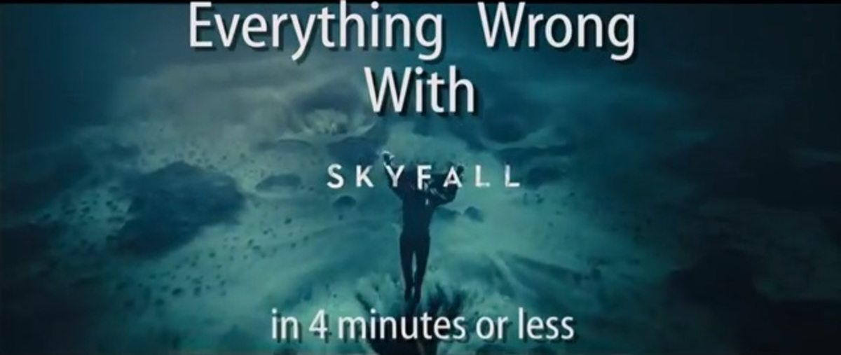 Δείτε το βίντεο με όλα τα λάθη που έγιναν στο «Skyfall» | Newsit.gr