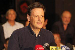 Πρόεδρος Δράσης: Θα σταθούμε στο πλευρό του Μητσοτάκη