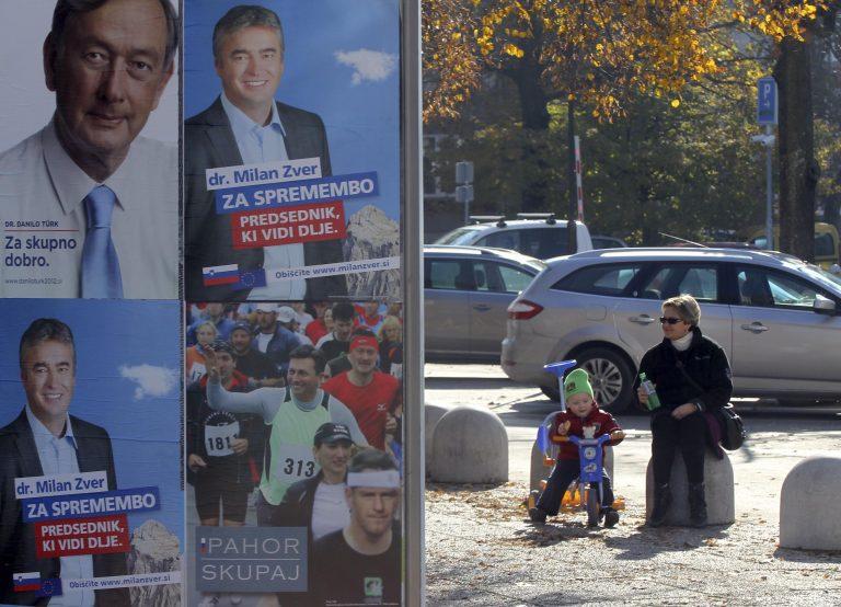 Σλοβενία: Στις κάλπες για την εκλογή προέδρου   Newsit.gr