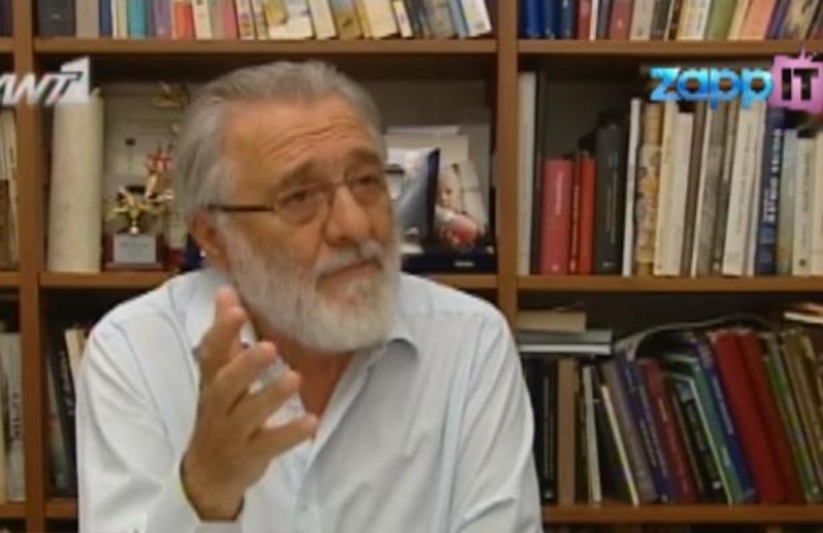 Ο Γιάννης Σμαραγδής μιλάει για τη νέα του ταινία, Ο Θεός αγαπάει το χαβιάρι!   Newsit.gr