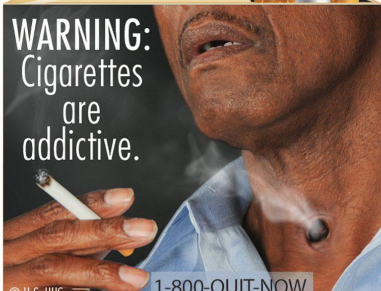 Εικόνες – σοκ στα πακέτα των τσιγάρων – δείτε φωτό