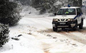 Καιρός: Παγετός σε πολλά σημεία της χώρας – Αναλυτική πρόβλεψη για το σαββατοκύριακο