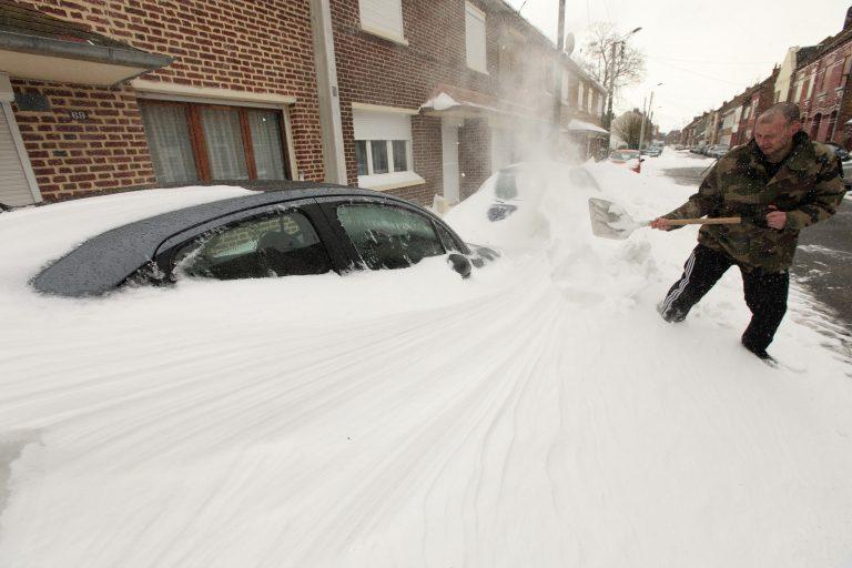 Τρεις νεκροί από την κακοκαιρία σε Γαλλία, Γερμανία – Χιονιάς σαρώνει τη βόρεια Ευρώπη   Newsit.gr