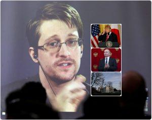 Δημοσίευμα «φωτιά»! Στέλνει «δώρο» ο Πούτιν τον Σνόουντεν στον Τραμπ;