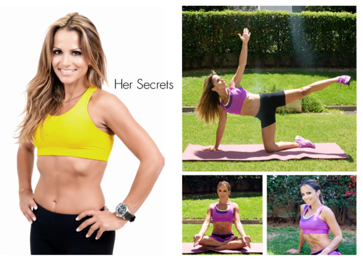 Σόφη Πασχάλη! Ποια είναι τα fitness μυστικά μια γυμνάστριας; Τι σε συμβουλεύει; | Newsit.gr