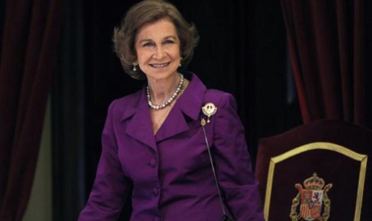 Πρωταγωνίστρια σε ροζ διαφήμιση η βασίλισσα Σοφία της Ισπανίας! | Newsit.gr