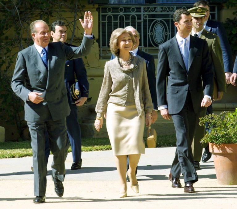 Οργιάζουν οι φήμες ότι ο Χουάν Κάρλος απατά τη βασίλισσα Σοφία | Newsit.gr