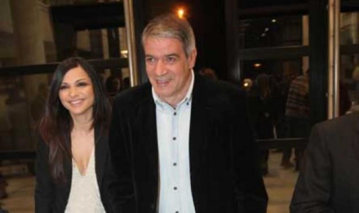 Φ. Σοφιανός: Παντρεύεται και βαφτίζει την κόρη του το Σάββατο! | Newsit.gr