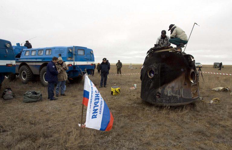 Εκτοξεύτηκε το ρωσικό διαστημόπλοιο Soyuz | Newsit.gr