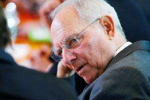 Σόιμπλε: «Αλλάζει σύντομα ο Ευρωπαϊκός Μηχανισμός Σταθερότητας»
