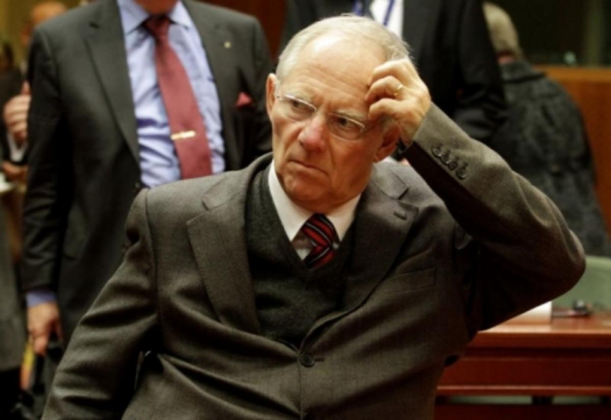 Ο Σόιμπλε διαψεύδει ότι είναι το φαβορί για την προεδρία του Eurogroup | Newsit.gr