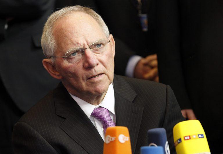 Σόιμπλε: Λύση για να μην περνάμε κάθε ΣΚ στις Βρυξέλλες | Newsit.gr
