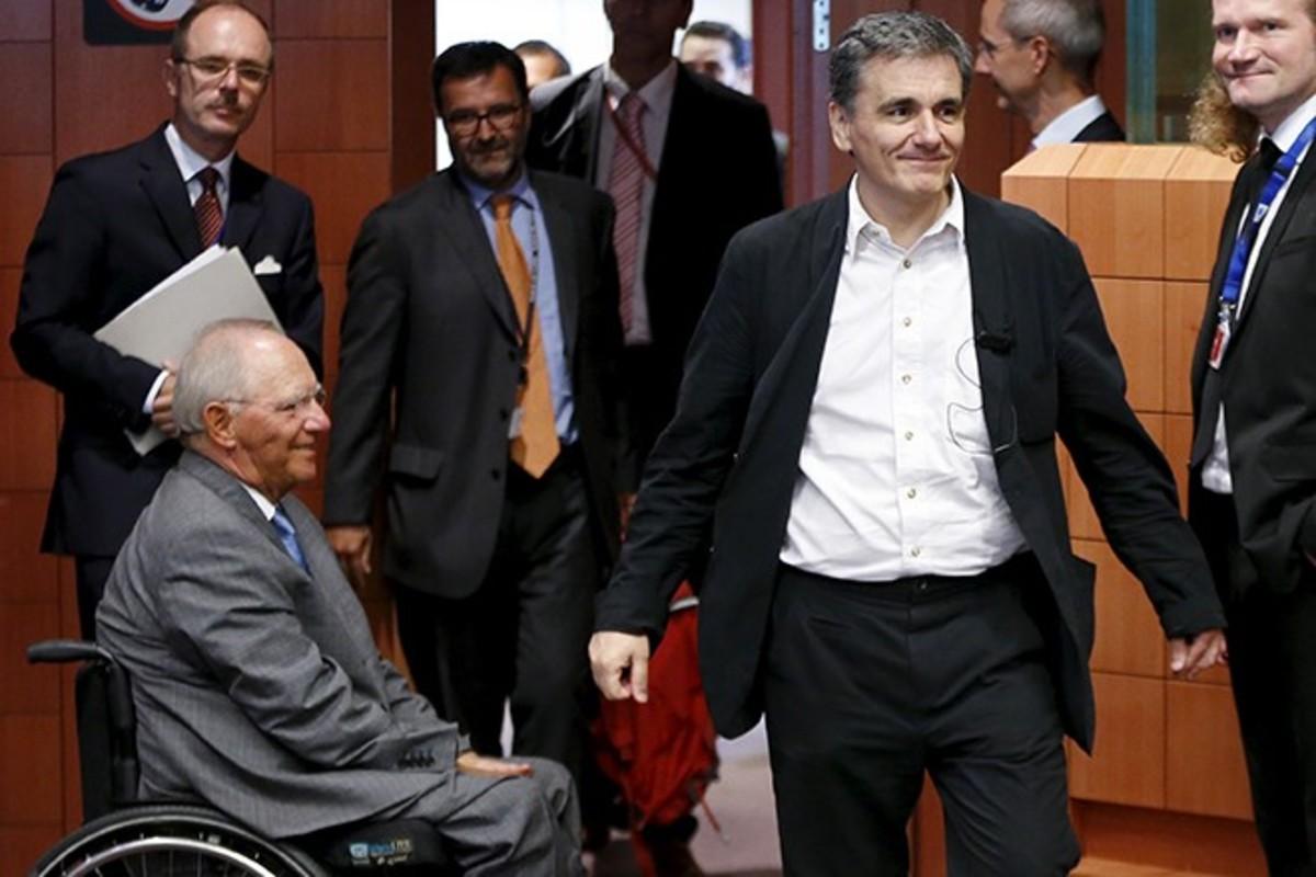 Συνάντηση Τσακαλώτου – Σόιμπλε για το ελληνικό πρόγραμμα | Newsit.gr