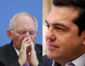 «Βόμβες» Βερολίνου λόγω ομιλίας Τσίπρα: «Δεν είναι σοβαρός» – «Σόιμπλε μάζεψε τον»