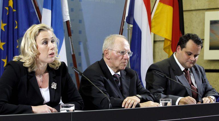 Σόιμπλε: Να δοθεί η δόση 44 δισ. στην Ελλάδα αλλά με μηχανισμό ελέγχου | Newsit.gr