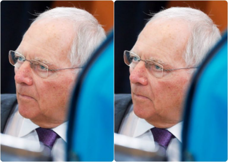 Ο Σόιμπλε… «αδειάζει» τον Σόιμπλε για τις δηλώσεις περί ΔΝΤ! | Newsit.gr