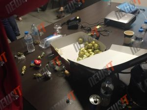 Εκλογές ΝΔ: Έμειναν με τα… σσσσσοκολατάκια στο χέρι στον Μεϊμαράκη