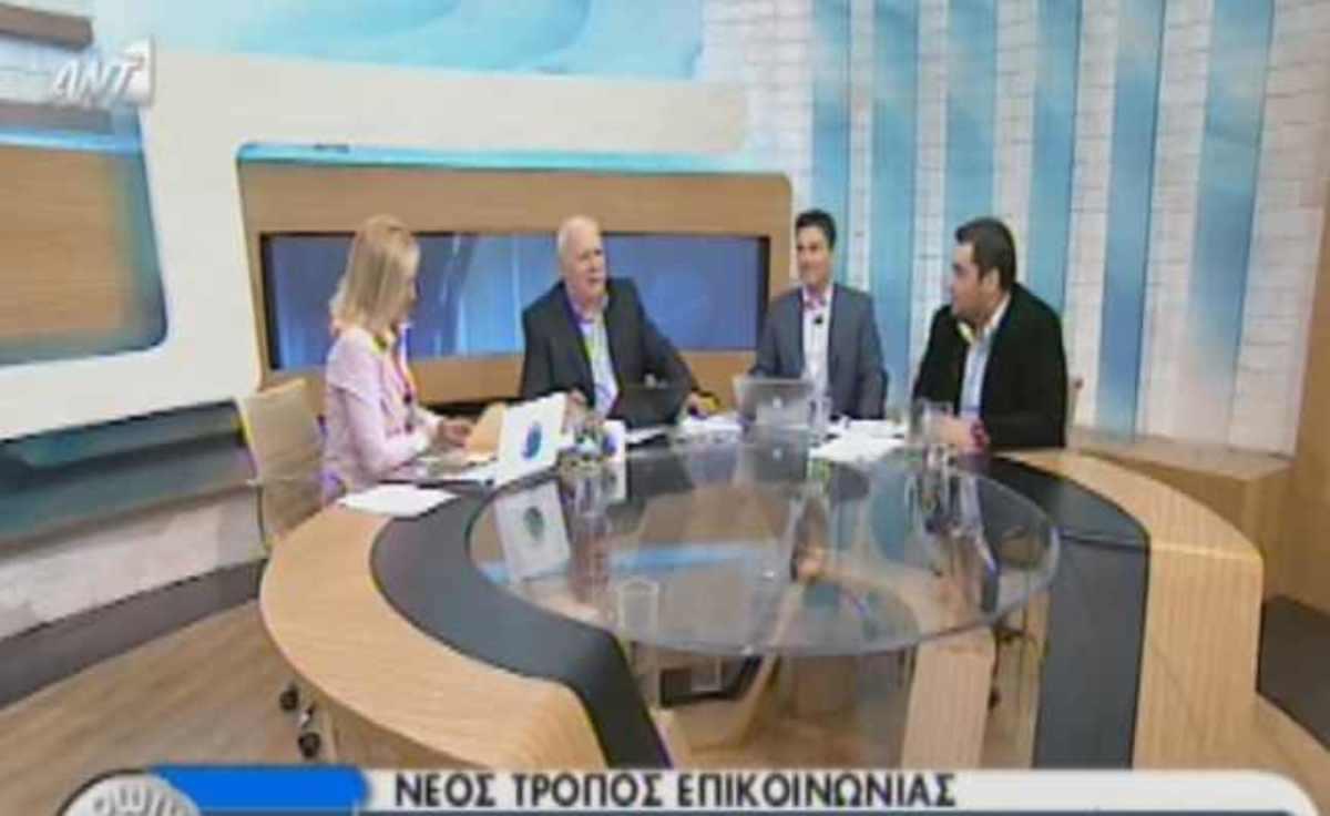 Γιώργος Παπαδάκης για το Sold Out: «Είναι το φάρμακό μου» | Newsit.gr