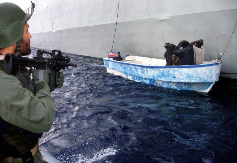 Επιασαν Σομαλούς πειιρατές | Newsit.gr