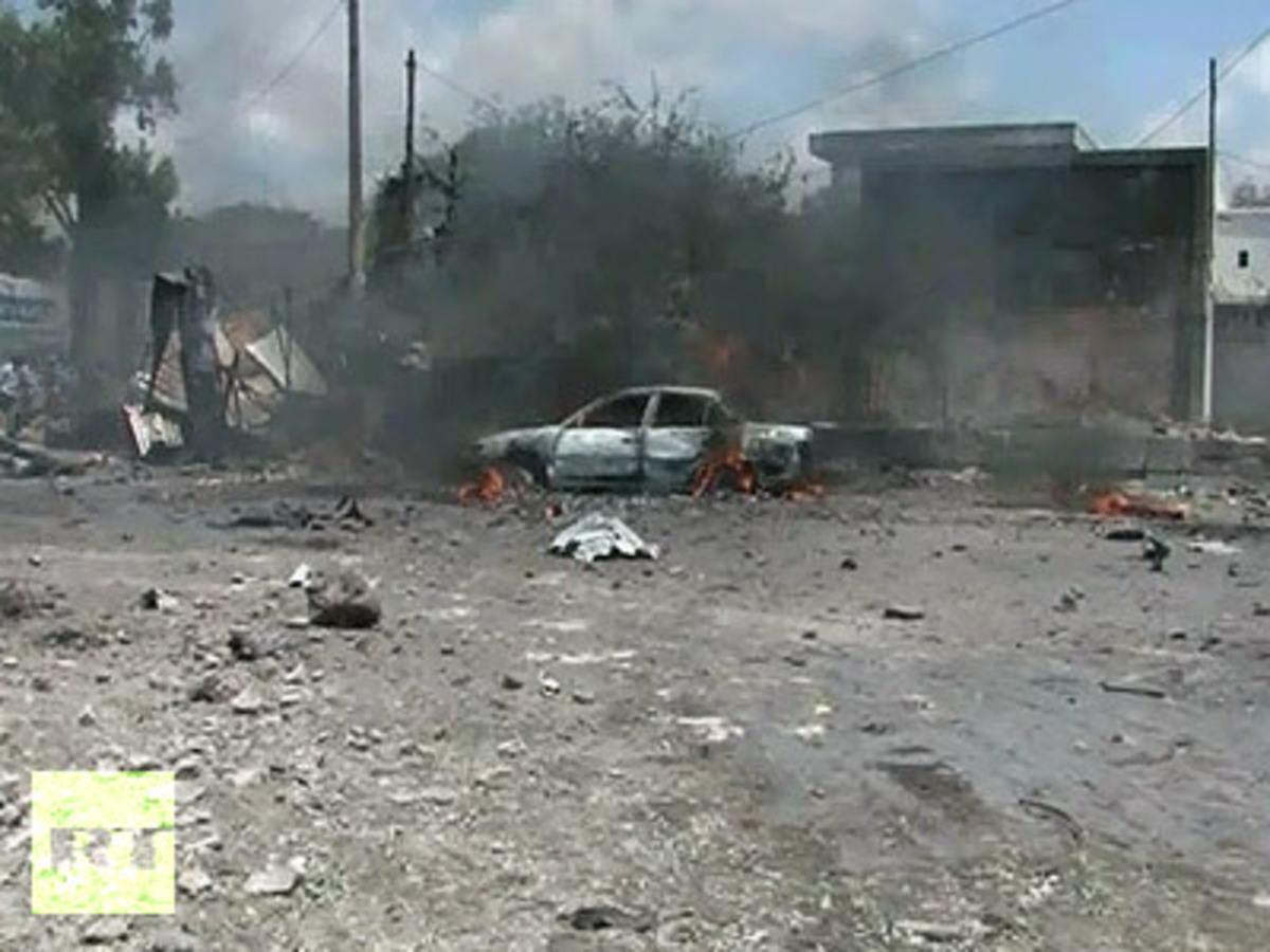 Ισχυρή έκρηξη στη Σομαλία | Newsit.gr