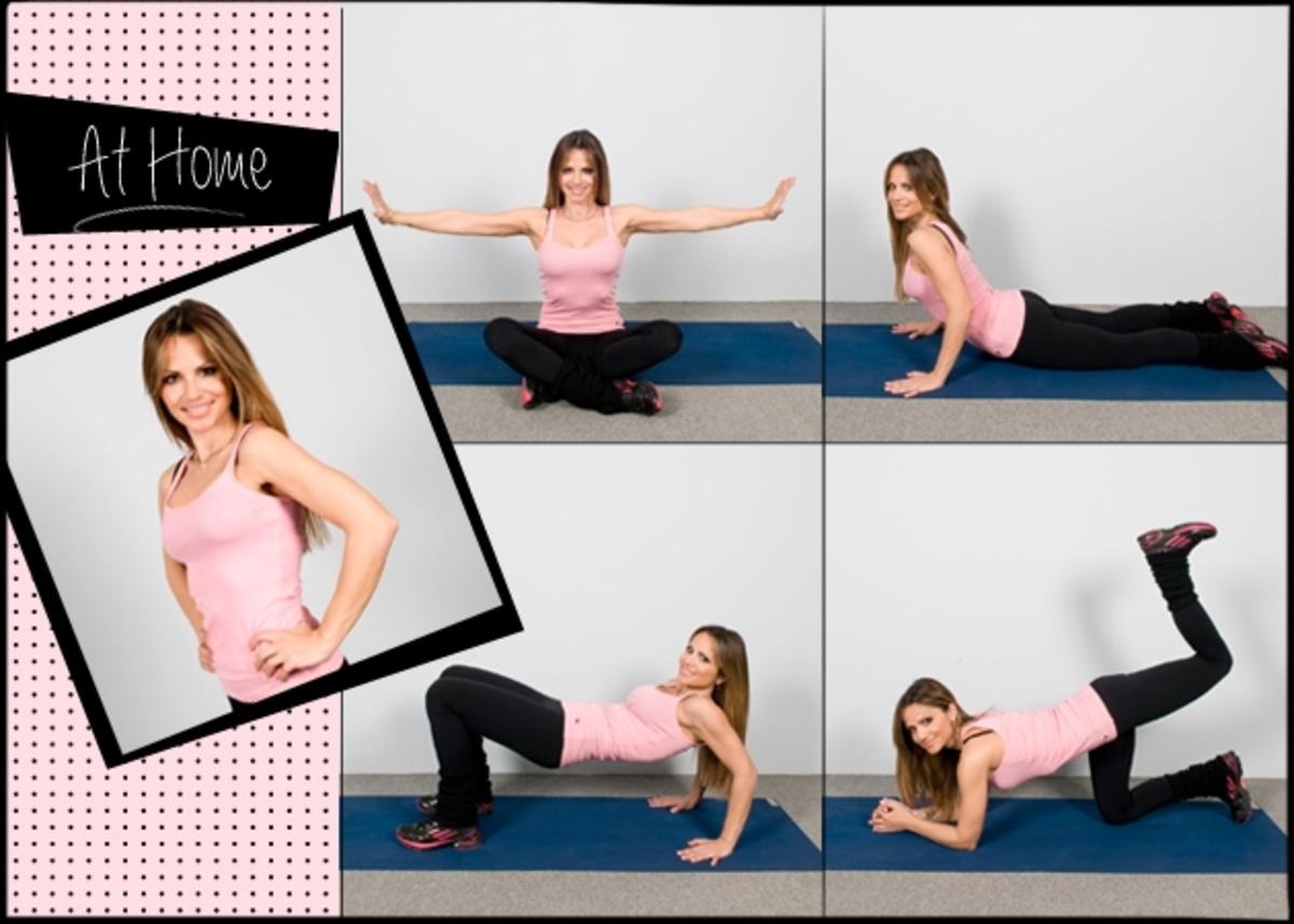 Έχεις σωματότυπο αχλάδι (δηλαδή περιφέρεια); Η Σ.Πασχάλη έχει τις ιδανικές ασκήσεις για σένα   Newsit.gr