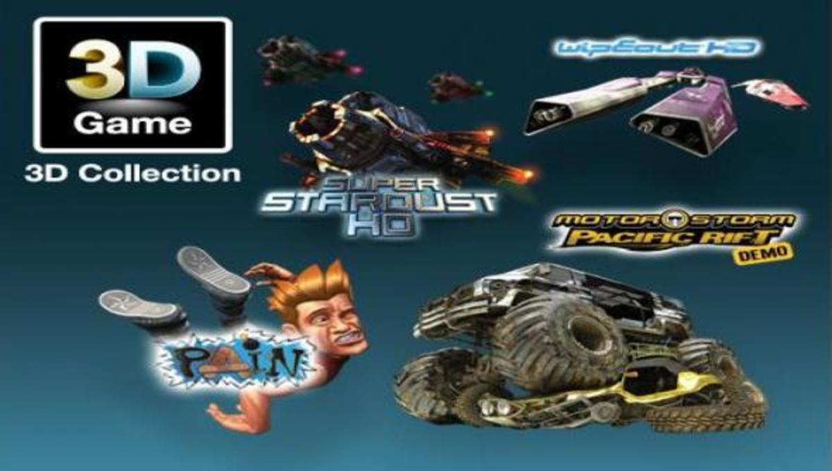 Έρχονται τα 3D παιχνίδια για το Playstation3! | Newsit.gr
