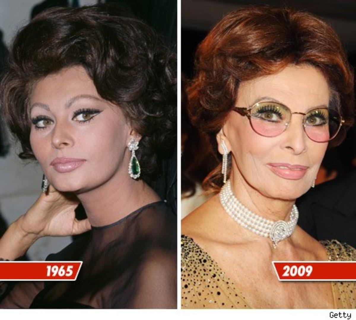 Σοφία Λόρεν:Ιταλίδα θεά στα 75!   Newsit.gr