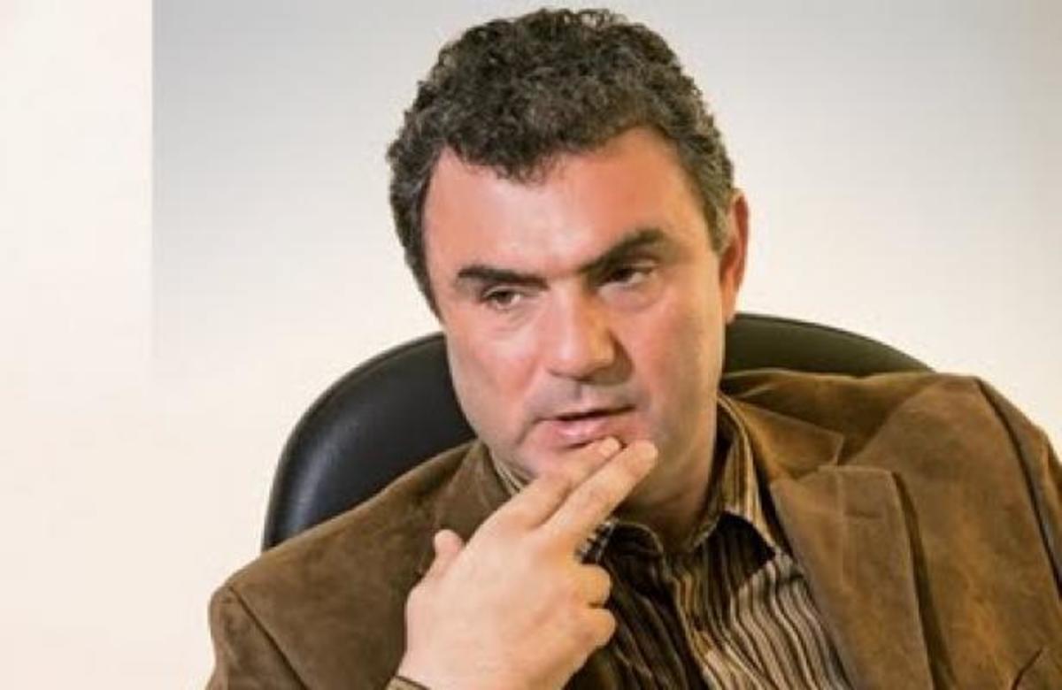 Η νέα τηλεοπτική στέγη του Χρήστου Σωτηρακόπουλου | Newsit.gr