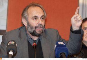 Σωτήρης Χατζάκης: «Η ώρα της κρίσης έφτασε»!