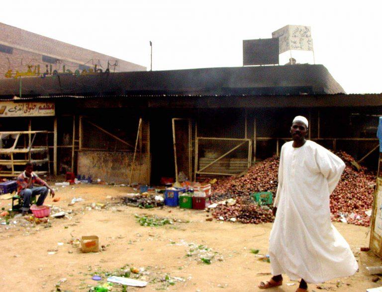 Μέλη της ειρηνευτικής δύναμης στο Σουδάν στόχος ενόπλων | Newsit.gr