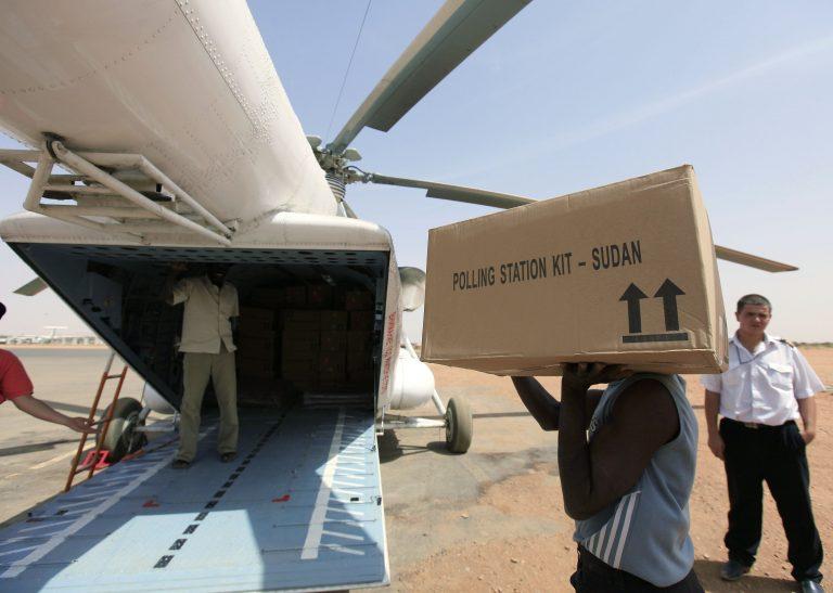 Στρατιώτες του ΟΗΕ αγνοούνται στο Σουδάν   Newsit.gr