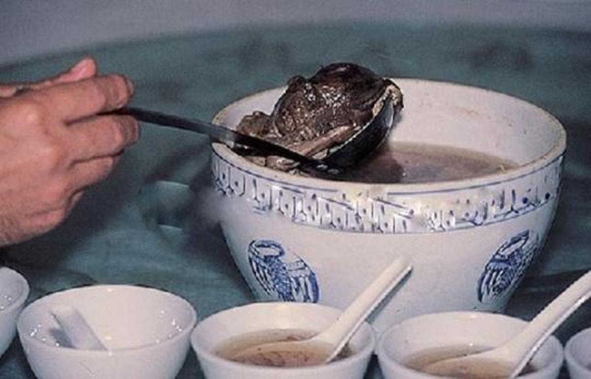 Σκότωσαν ανθρώπους για να φάνε τον εγκέφαλό τους και να κάνουν σούπα τα γεννητικά τους όργανα!   Newsit.gr