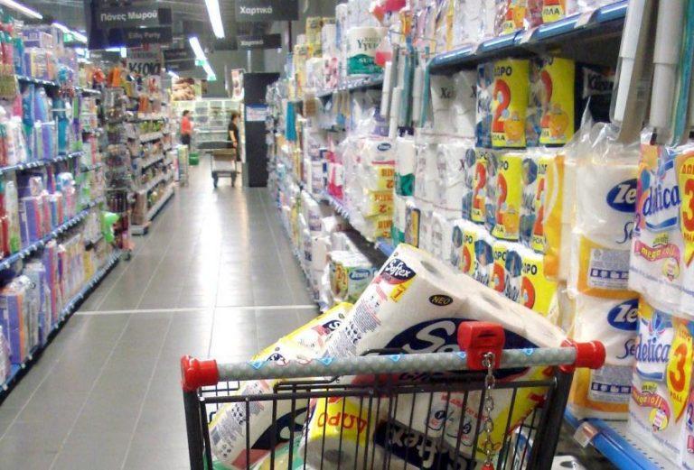 Ληστεία σε σούπερ μάρκετ στο Ξυλόκαστρο | Newsit.gr