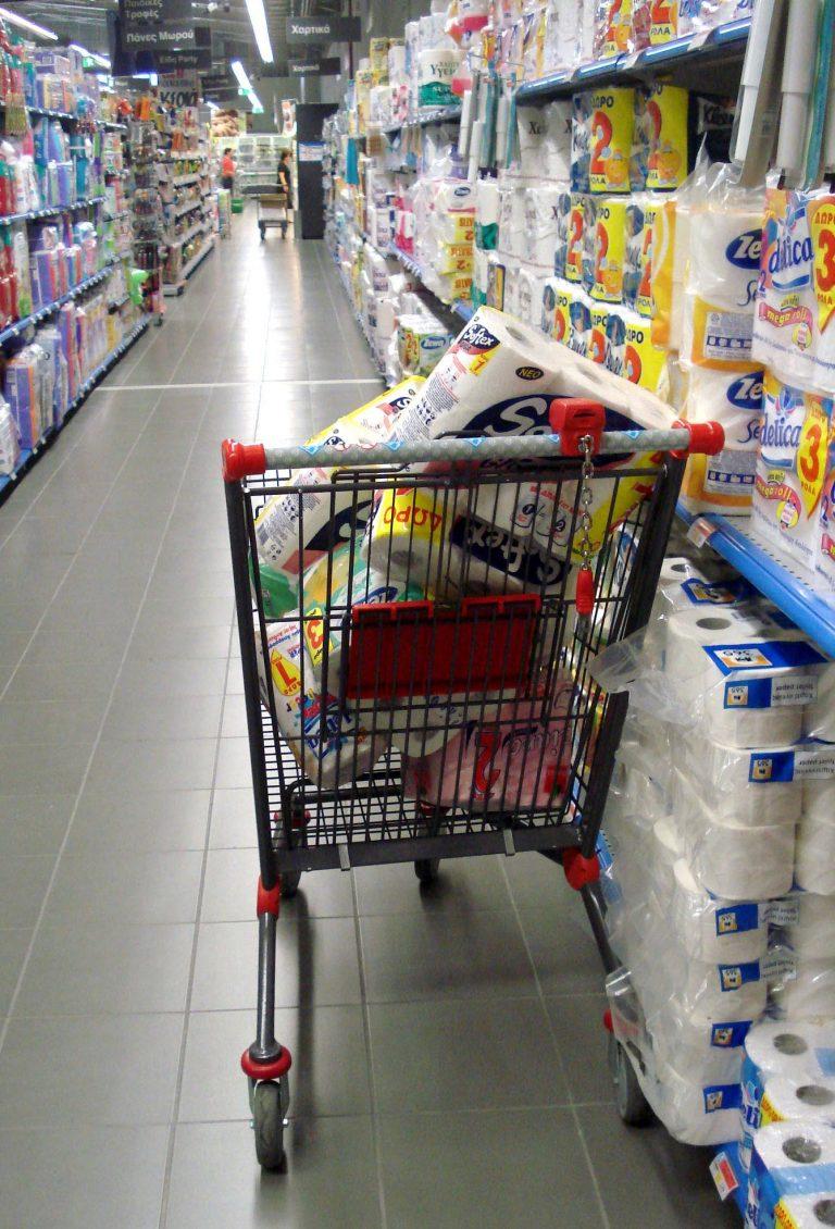 Πάτρα: »Τα λεφτά και γρήγορα» – Νέα ληστεία σε σούπερ μάρκετ! | Newsit.gr