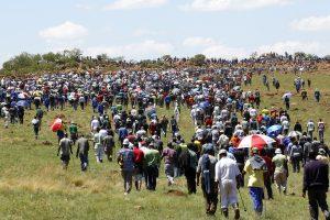 Ν. Αφρική: Εταιρία απέλυσε 8.500 απεργούς