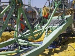 Νότια Κορέα: Πέντε νεκροί και 20 τραυματίες από δυστύχημα σε ναυπηγείο