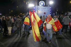 Ισπανία: Θρίλερ με τον σχηματισμό κυβέρνησης – Πρώτος αλλά εκτός κυβέρνησης (;) ο Ραχόι