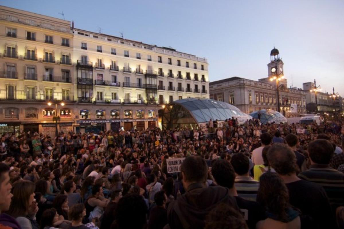 Ισπανία: Μεγάλη διαδήλωση για τις περικοπές στην παιδεία | Newsit.gr