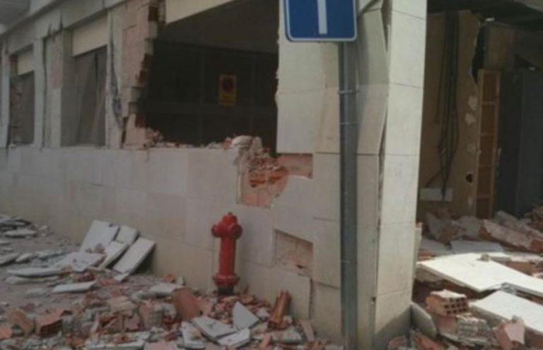 Ο σεισμός χτύπησε την Ισπανία αντί για την Ιταλία – 10 νεκροί   Newsit.gr
