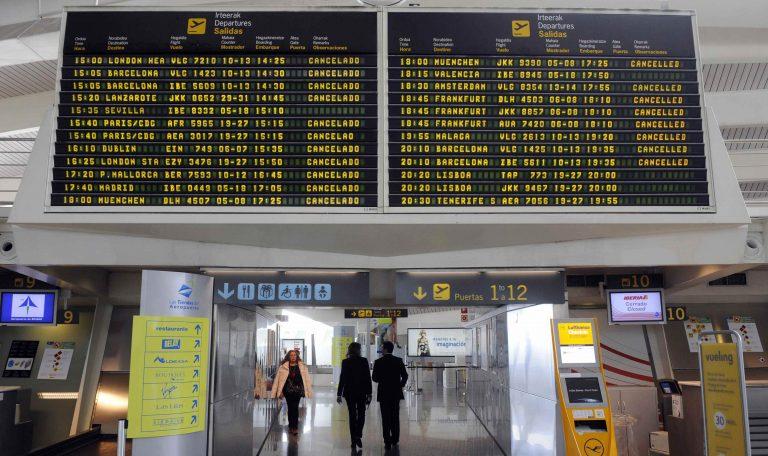 Κλειστά αεροδρόμια σε Ισπανία, Μαρόκο και Γαλλία | Newsit.gr