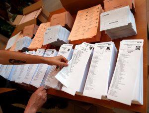 Δημοσκόπηση – Ισπανία: Κανένα κόμμα δεν θα είχε την απόλυτη πλειοψηφία σε νέες εκλογές