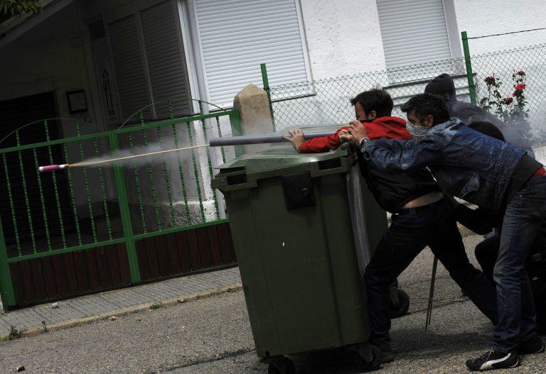 Ισπανία: Συγκρούσεις μεταλλωρύχων με την αστυνομία | Newsit.gr