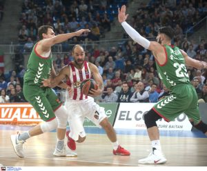 """Μπασκόνια – Ολυμπιακός: Έτσι πέρασαν από τη Βιτόρια οι """"ερυθρόλευκοι""""! [vid]"""