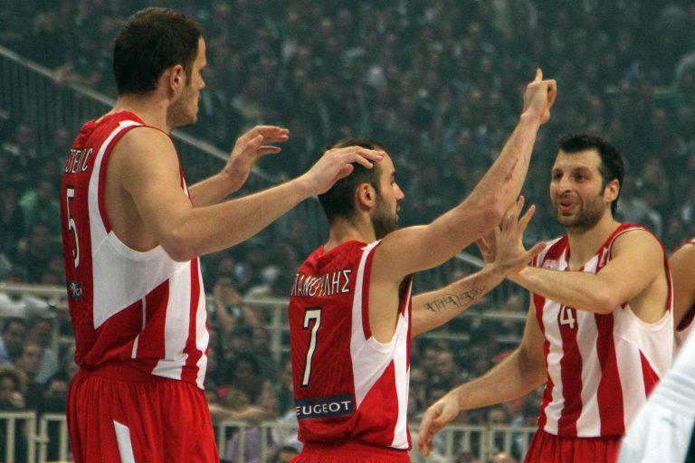 Σπανούλης: «Αισθάνομαι τέλεια σ' αυτή την ομάδα» | Newsit.gr