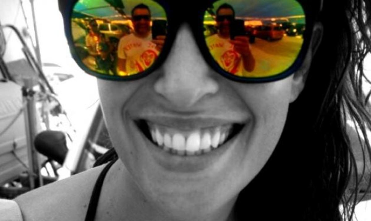 Η Σίσσυ Χρηστίδου συνεχίζει τις βουτιές της και μας δείχνει το φωτογραφικό της ταλέντο! | Newsit.gr