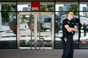 Πολύ κακό για το τίποτα! Άφαντο το «ύποπτο» πακέτο στο SPD