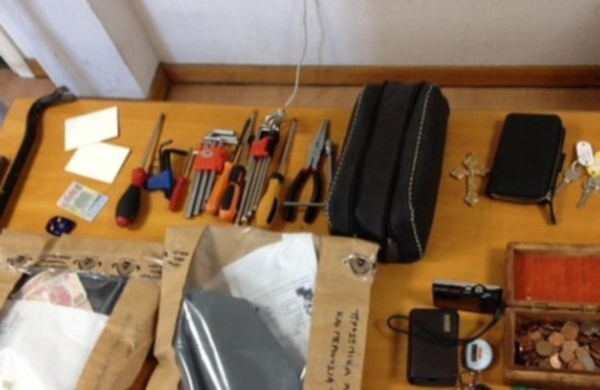 Εξαρθρώθηκε σπείρα διαρρηκτών στη Λεμεσό με πλούσια δράση | Newsit.gr