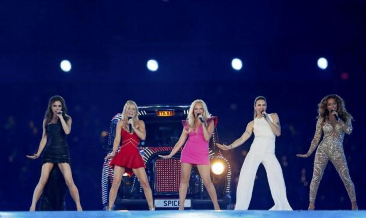 Αυτό που όλοι περίμεναν! Η επανένωση των Spice Girls για τους Ολυμπιακούς του Λονδίνου | Newsit.gr